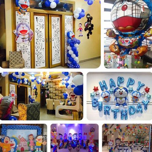 Doraemon Theme Decoration