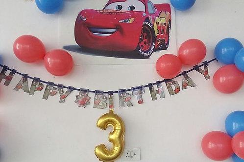 Disney Car Theme