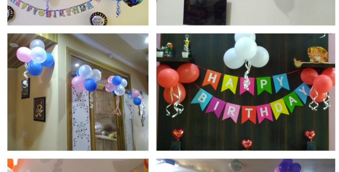Basic Decoration+Ribbons