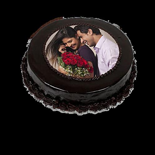 Chocolaty Circle