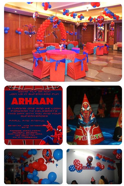 Spider Man Theme