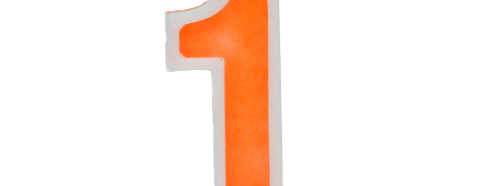 Number Candle One