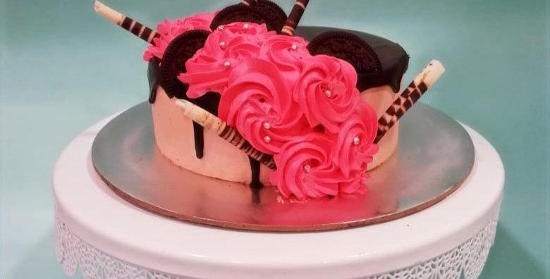 Oreo Delactio Cake