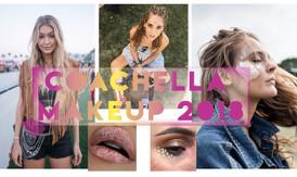 Festival makeup ideas 2018 - Coachella Inspired