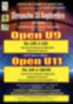 2018-2019 Affiche Opens U9 et U11.jpg