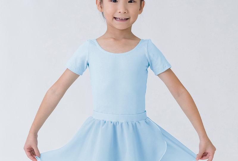 Crossover Skirt - Ice