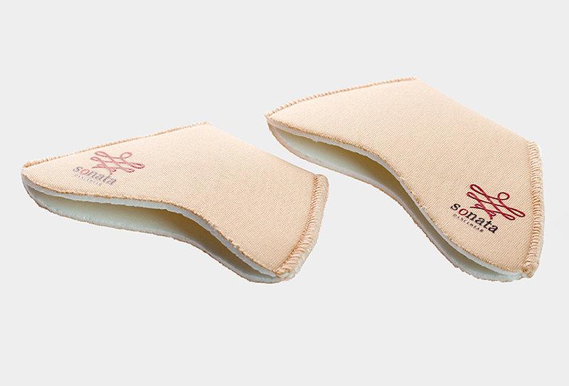 Foam Toe Pads, 1 pair