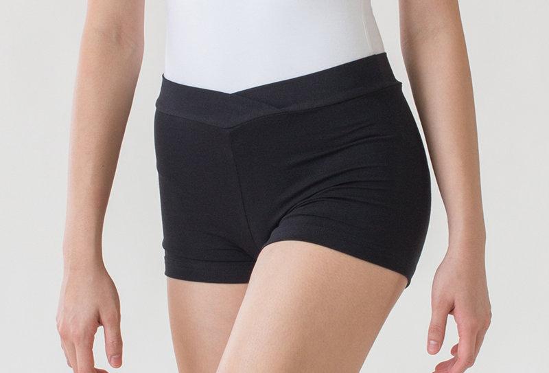 Female Shorts - V Waist