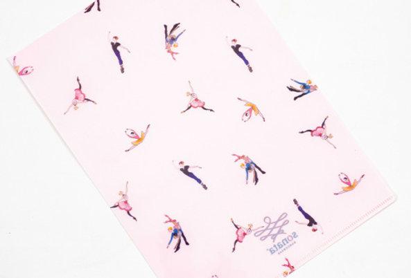 Ballet A4 Folder
