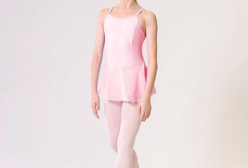 Short Class Dress - Soft Pink