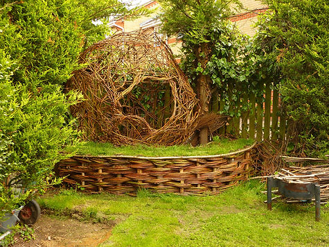 woven egg, tree seat, woven tree seat,  chair, willow chair, woven worlds, graham north