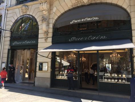 incentive tour - Guerlain @Paris