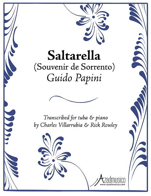 Papini: Saltarella (Sheetmusic)