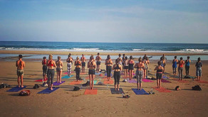How come we all ended up in Portugal and Morocco on Yoga retreats?