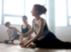Insegnante di danza moderna