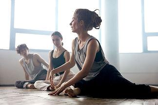 Profesora de danza moderna
