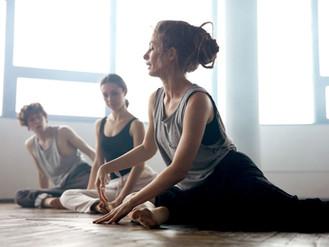 New! Adult Ballet Classes at Sharon's Studio of Dance & Music!