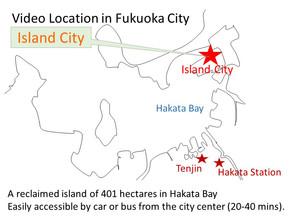 [360 Video] Sustainable Island City in Fukuoka
