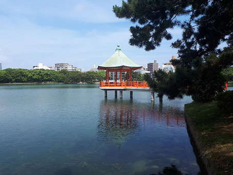 Ohori Park - To stay as the most loved park by Fukuoka City citizens and visitors