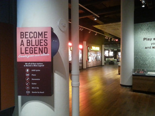 National Blues Museum - Blues Legend