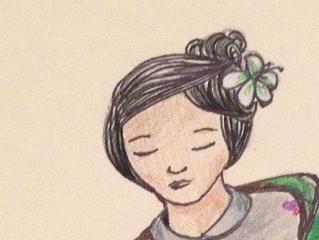 A sneak peek at Pear Blossom