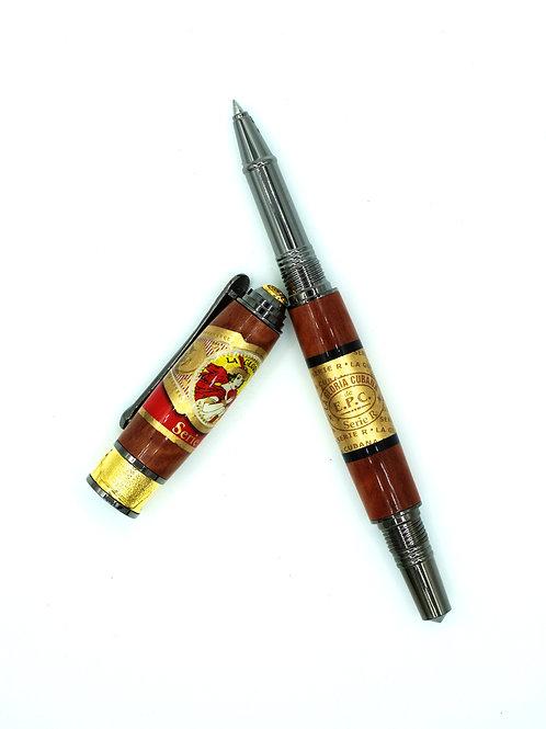 Cigar Band Pen-Roller Ball