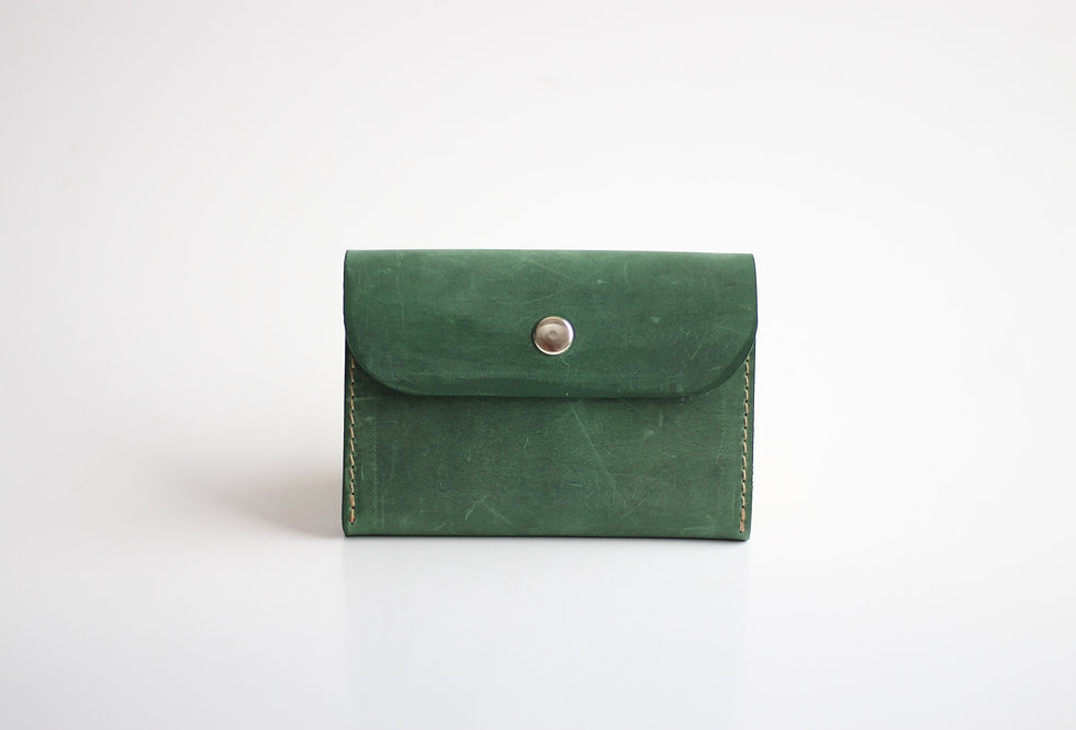 FRIDAY WALLET IN GREEN