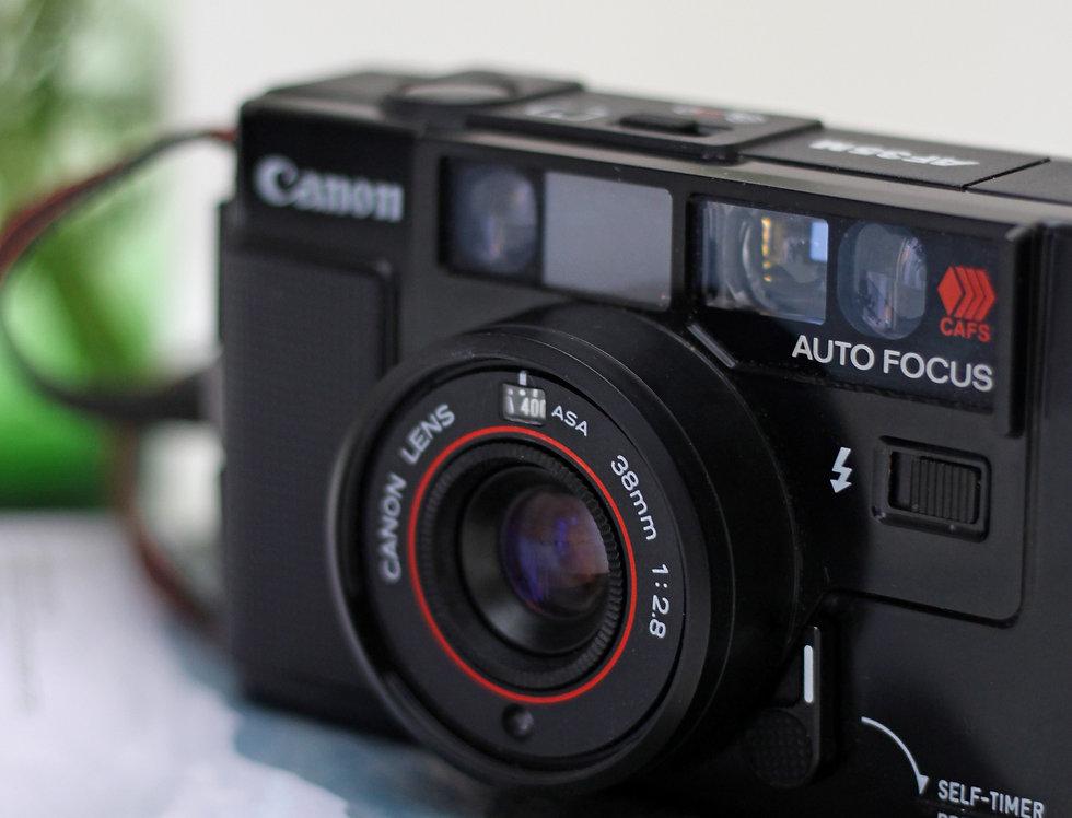 Vintage Canon AF35M Sure Shot Autoboy