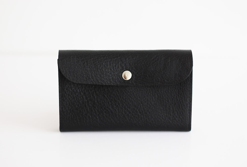 TUESDAY WALLET IN BLACK