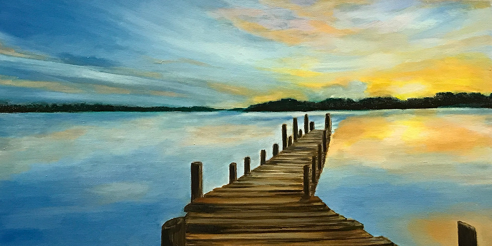 $150 Oil Painting Workshop with Boni Arendt