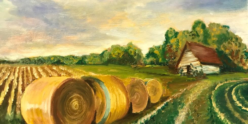 Oil Painting Workshop with Boni Arendt