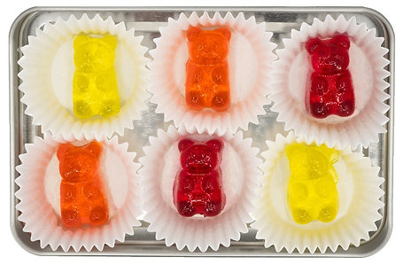 GUMMY BEAR SOAP TIN