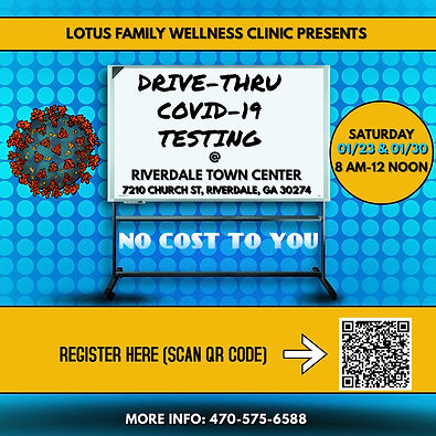 Copy of COVID-19 TESTING FLYER TEMPLATE.