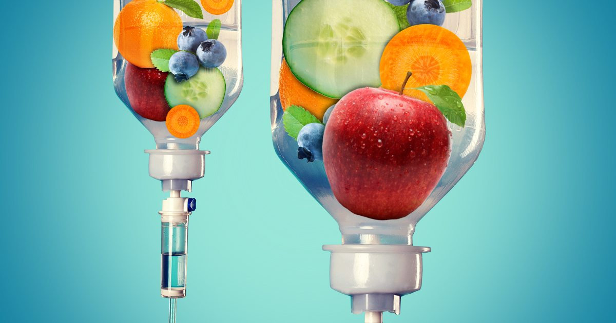SKIN FUEL-IV HYDRATION WITH FACIAL
