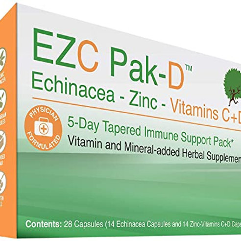 EZ Pak with Vitamin D