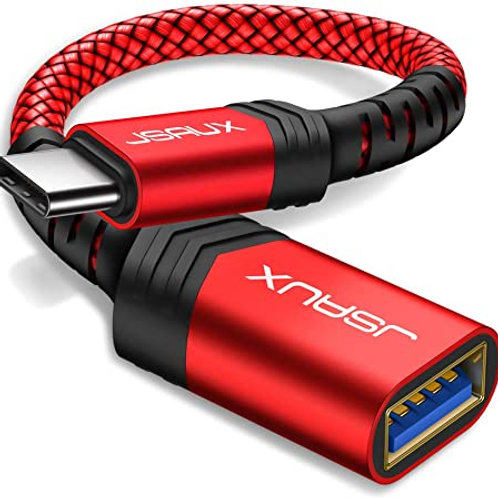 Jsaux USB Type C Famle/Male