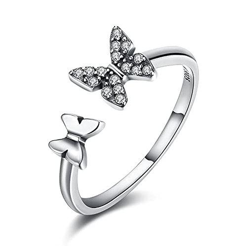 Lekani Butterfly Ring