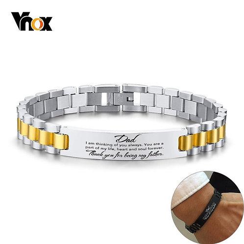 Vnox Bracelets