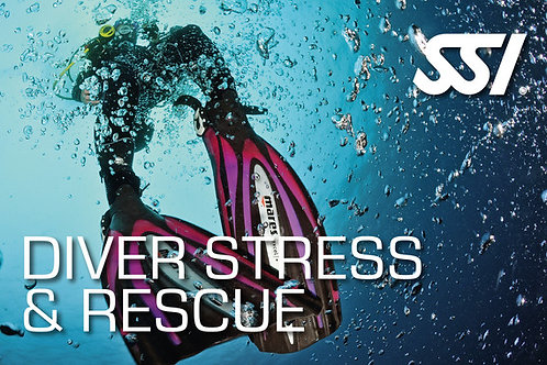 Stress & Rescue Diver Specialty Digital Kit