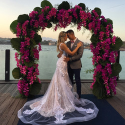Casamento Maíne e Rogério