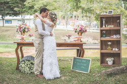 Casamento Civil de Maressa e Pedro
