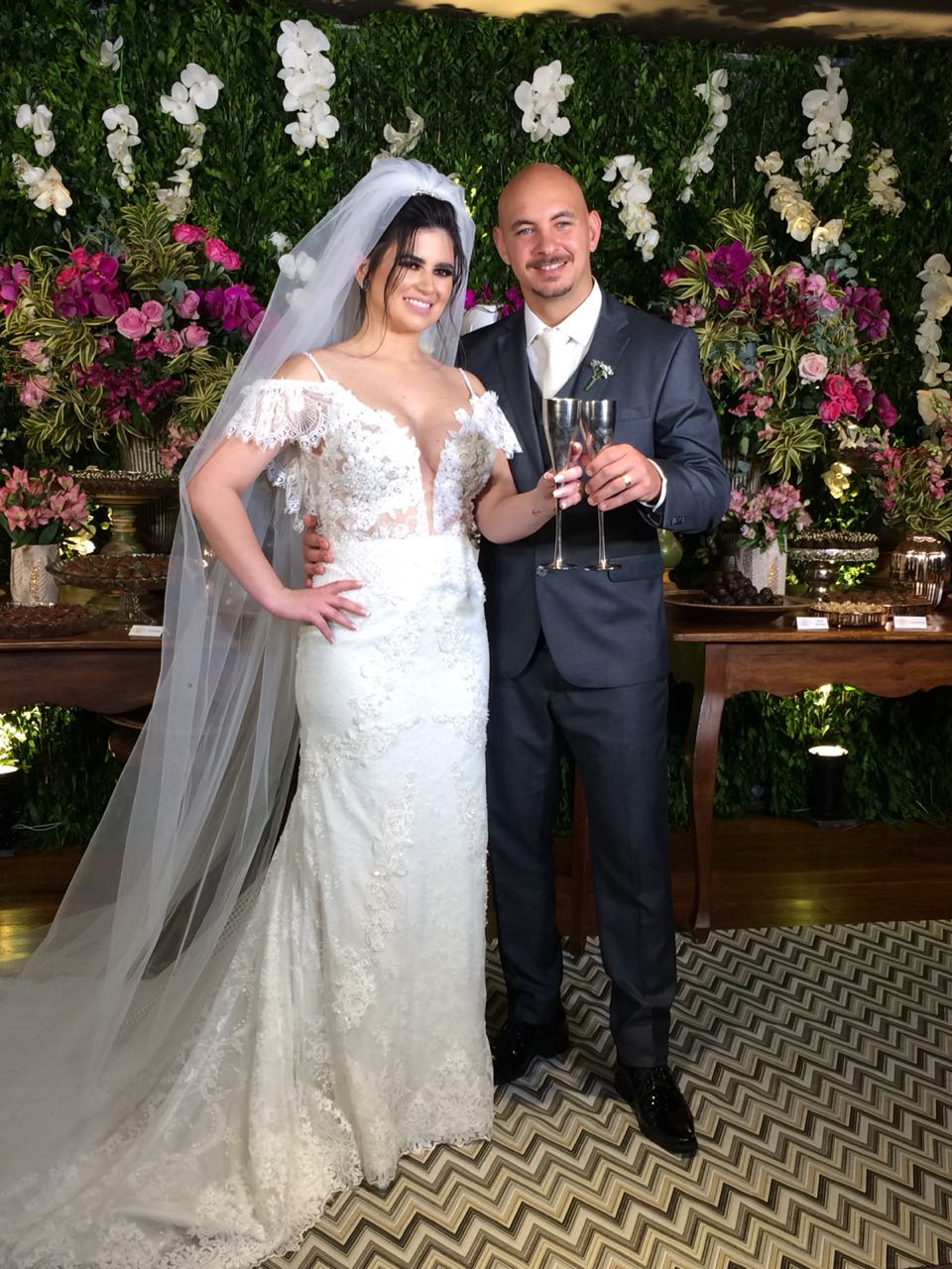 Casamento Ana Paulla e Alex