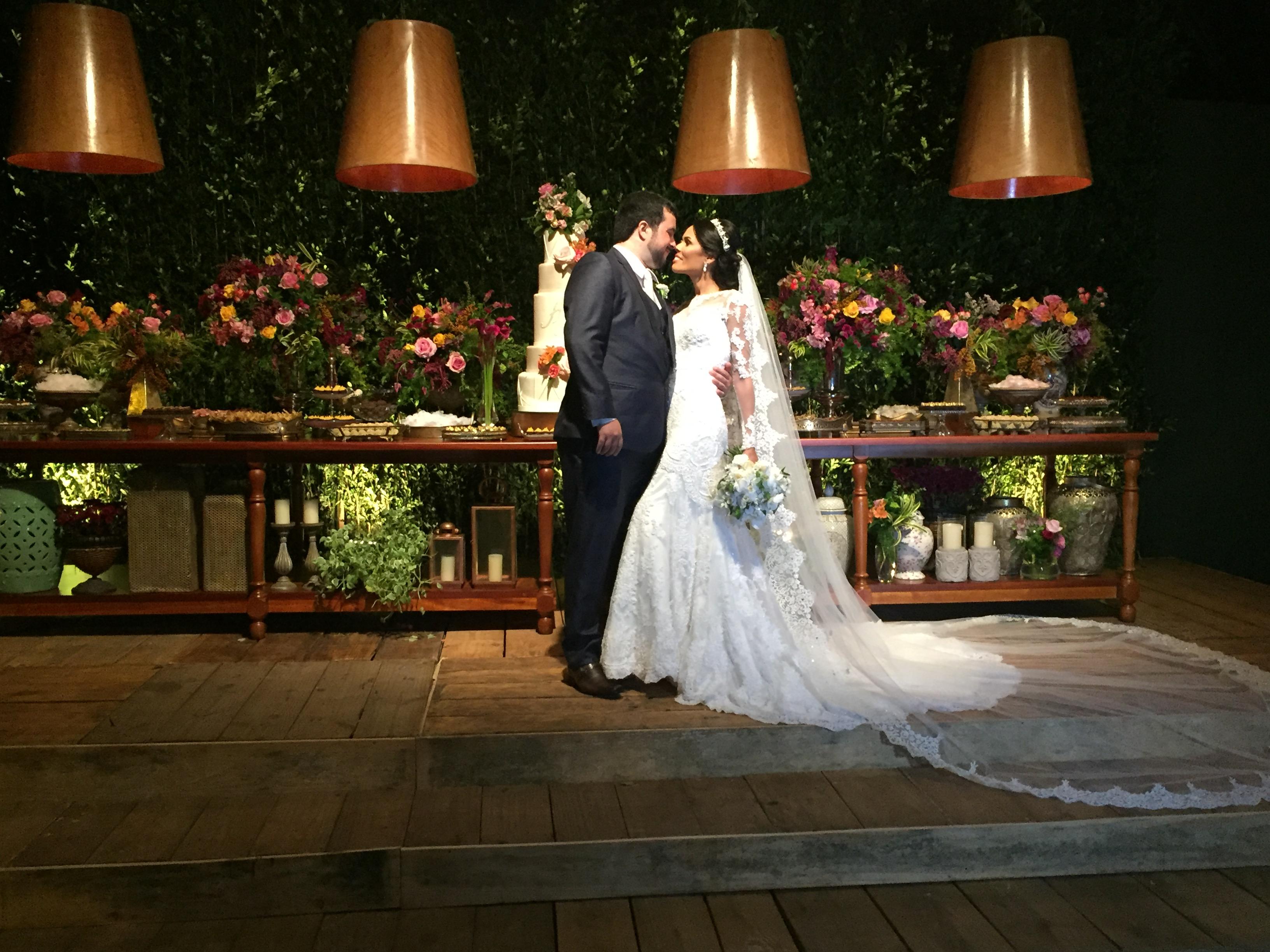 Casamento Andréia e Raphael