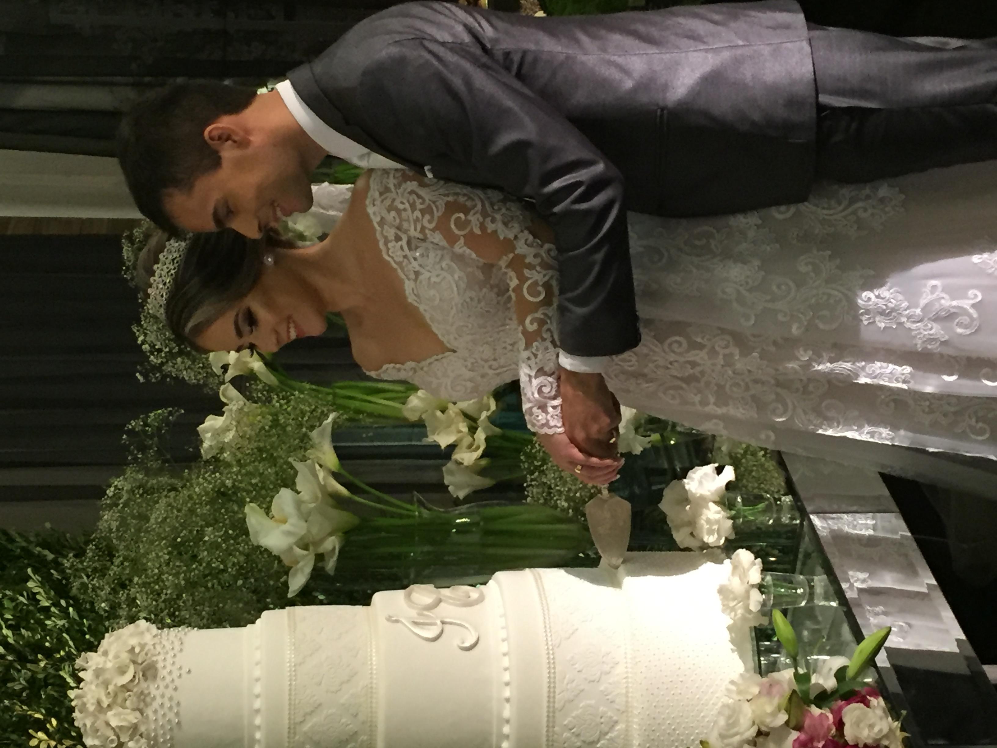 Casamento Isis e Cleuson