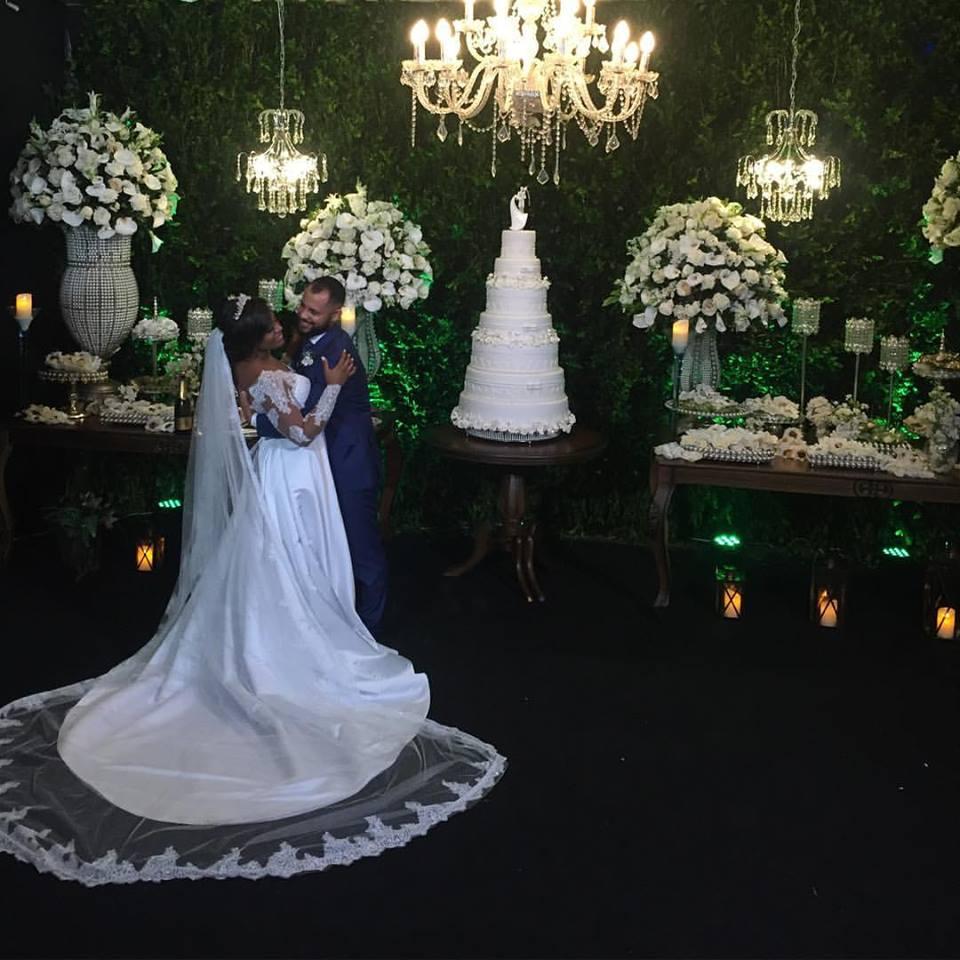 Casamento Menara e Kisley