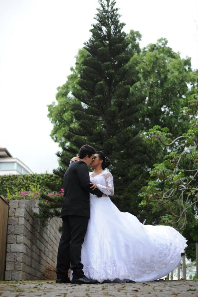 Casamento Hemely e Leonardo