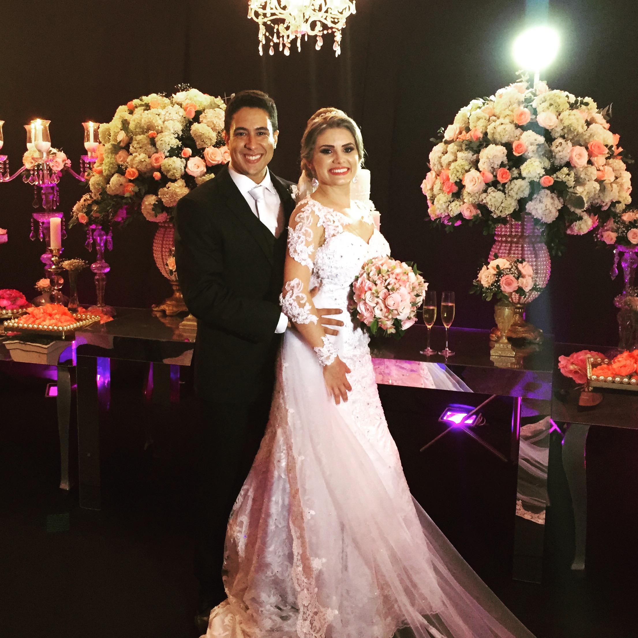 Casamento Mirian e Rafael
