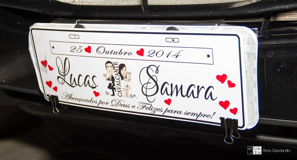 Casamento Samara e Lucas
