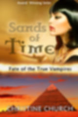Sands of Time Book One