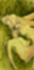 'Naakte figuren in het gras' 200x100 acr
